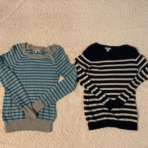 Two for price of one. Sweater and top